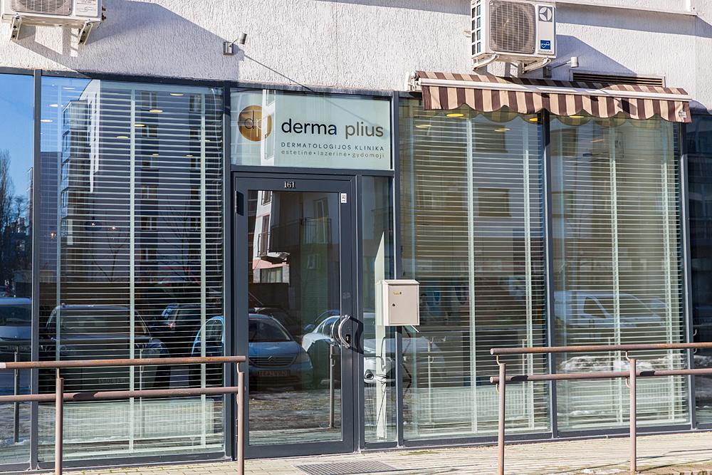 Dermatologijos klinika Vilniuje Derma plius
